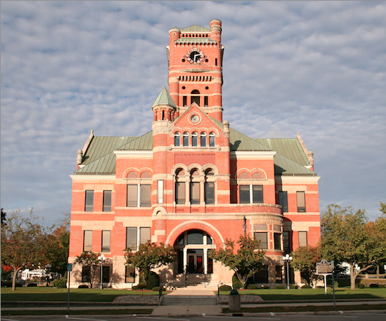 Noble CNTY Courthouse